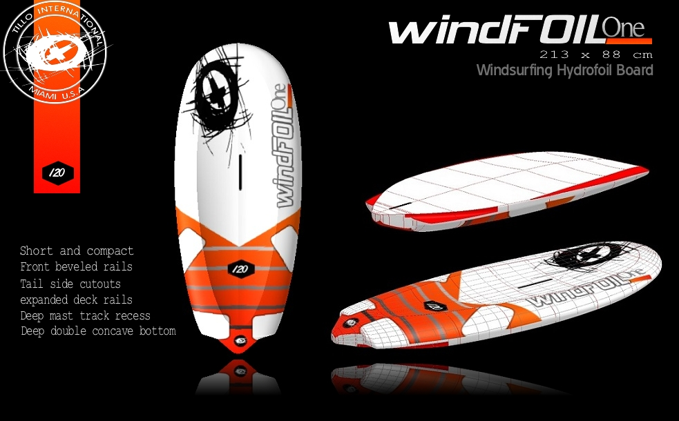 WIND FOIL one presenation 1
