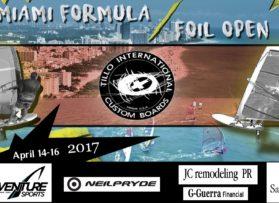 MIAMI FORMULA / FOIL OPEN 2017