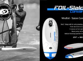 Foil-Slalom Convertible