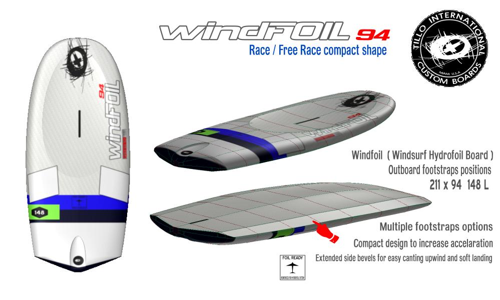 Windfoil 94 | TILLO INTERNATIONAL